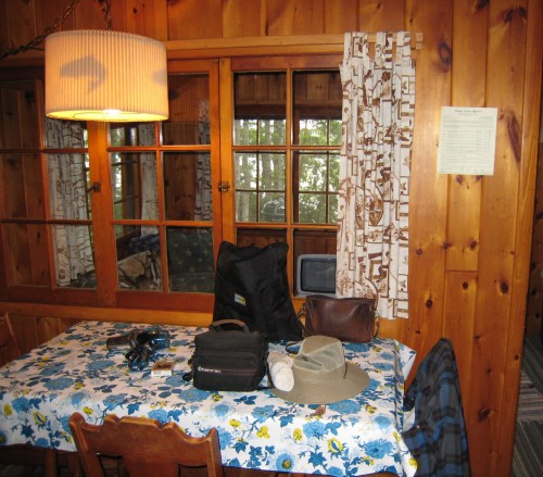 Cabin 1 Dining Table