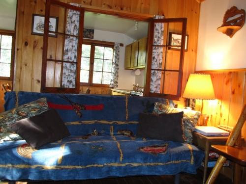 Cabin 3 Living