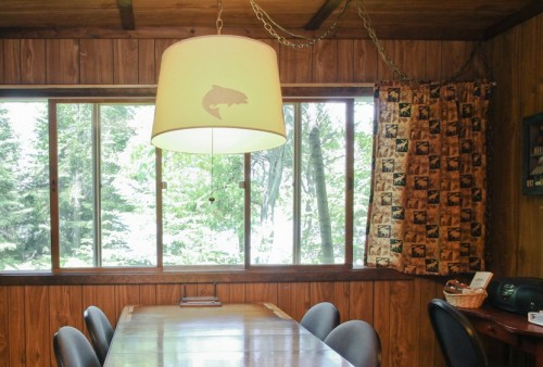 Cabin 6 Dining Table