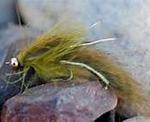 Moss Green Fly