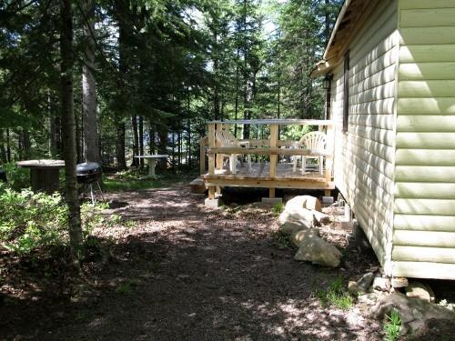 Cabin 3 Back